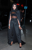 April. 06, 2019 Naomi Campbell attend Wedding Reception of Marc Jacobs and Char Defrancesco at the Grill & Pool in New York April 06, 2019 <br /> CAP/MPI/RW<br /> ©RW/MPI/Capital Pictures