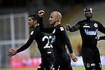 Cúcuta Deportivo venció 3-0 al Real Cartagena en el inicio de los Cuadrangulares de Ascenso.