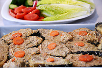 Gefilte fish - Jewish food