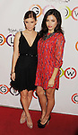 WEST HOLLYWOOD, CA - NOVEMBER 14: Kate Mara and Jenna Dewan Tatum attend the opening of Kimberly Snyder's Glow Bio Juice Bar at Glow Bio on November 14, 2012 in West Hollywood, California.