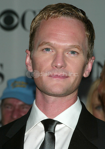 Neil Patrick Harris arriving to the 61st Annual Tony Awards held at Radio City Music Hall New York City on June 10, 2007. © Joseph Marzullo / MediaPunch