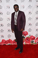 LOS ANGELES - APR 7:  Chad L. Coleman at the My Friend's Place 30th Anniversary Gala on the Hollywood Palladium on April 7, 2018 in Los Angeles, CA