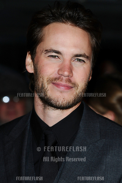 "Taylor Kitsch at the ""John Carter"" premiere at the BFI South Bank, London. 02/03/2012 Picture by: Steve Vas / Featureflash"