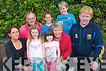 Preparations are underway to hold a novel mice race night in Glenbeigh to raise funds for Glenbeigh Sporthall. .Back L -R Muireann O'Donovan, Michael Burke, Rian O'Donovan and Oisi?n McGuillicuddy, .Front L-R Muireann O'Donovan, Seodhla O'Donovan,  Aoibhi?n O'Donovan, Patricia Griffin and Eoghan Mcguillicuddy.