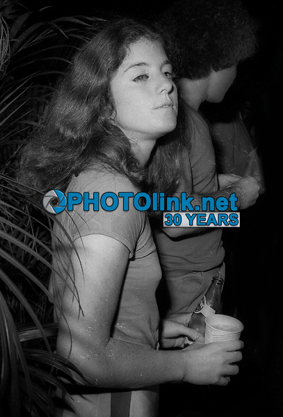 Caroline Kennedy 1977<br /> Photo By Adam Scull/PHOTOlink.net