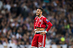 Corentin Tolisso of FC Bayern Munich reacts during the UEFA Champions League Semi-final 2nd leg match between Real Madrid and Bayern Munich at the Estadio Santiago Bernabeu on May 01 2018 in Madrid, Spain. Photo by Diego Souto / Power Sport Images