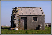 The extension, Eochar, South Uist .... Picture by Donald MacLeod