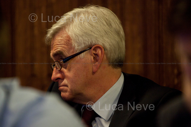 John McDonnell (Labour MP).<br />