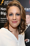 Jessie Mueller attends the 63rd Annual Drama Desk Awards Nominees Reception on May 9, 2018 at Friedmans in the Edison Hotel in New York City.