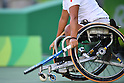 General view, <br /> SEPTEMBER 12, 2016 - Wheelchair Tennis : <br /> Women's Singles Quarter Final Marjolein Buis 0-2 Yui Kamiji <br /> at Olympic Tennis Centre<br /> during the Rio 2016 Paralympic Games in Rio de Janeiro, Brazil.<br /> (Photo by AFLO SPORT)