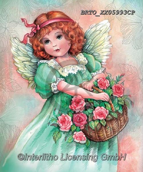 Alfredo, CHILDREN, KINDER, NIÑOS, paintings+++++,BRTOXX05993CP,#k#, EVERYDAY ,angel,angels