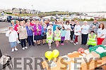 A large turn out at the Marina in Cahersiveen on Friday evening for the Celebration of Light.