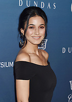 LOS ANGELES, CA - JANUARY 05: Emmanuelle Chriqui attends Michael Muller's HEAVEN, presented by The Art of Elysium at a private venue on January 5, 2019 in Los Angeles, California.<br /> CAP/ROT/TM<br /> &copy;TM/ROT/Capital Pictures