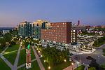 University of Cincinnati Marian Spencer Residence Hall | GBBN University of Cincinnati Marian Spencer Hall | GBBN