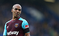 West Ham United's Joao Mario<br /> <br /> Photographer Rob Newell/CameraSport<br /> <br /> The Premier League - Chelsea v West Ham United - Sunday 8th April 2018 - Stamford Bridge - London<br /> <br /> World Copyright &copy; 2018 CameraSport. All rights reserved. 43 Linden Ave. Countesthorpe. Leicester. England. LE8 5PG - Tel: +44 (0) 116 277 4147 - admin@camerasport.com - www.camerasport.com