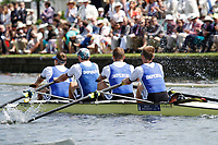 Race: 1 - Event: P. ALBERT - Berks: 477 IMPERIAL COLLEGE LONDON - Bucks: 481 NEWCASTLE UNIVERSITY<br /> <br /> Henley Royal Regatta 2017<br /> <br /> To purchase this photo, or to see pricing information for Prints and Downloads, click the blue 'Add to Cart' button at the top-right of the page.