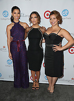 LOS ANGELES, CA - NOVEMBER 10: Roselyn Sanchez, Justina Machado, Eva Longoria attends the 5th Annual Eva Longoria Foundation Dinner at Four Seasons Hotel Los Angeles at Beverly Hills on November 10, 2016 in Los Angeles, California. (Credit: Parisa Afsahi/MediaPunch).