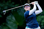Golfer Jessica Cowie of Australia during the 2017 Hong Kong Ladies Open on June 10, 2017 in Hong Kong, Hong Kong. Photo by Chris Wong / Power Sport Images.
