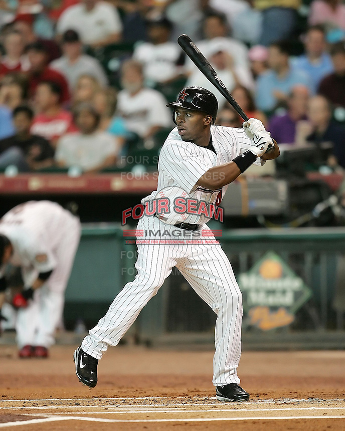 Astros OF Michael Bourn on Thursday May 22nd at Minute Maid Park in Houston, Texas. Photo by Andrew Woolley / Four Seam Images.