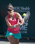 Mirjana Lucic-Baroni (USA) defeated Kiki Bertens (NED) 7-6, 6-4