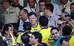 El  selecionado  de Colombia  derroto 4x0 al Se lecioando de Uruguay  en las eliminatorias rumbo al mundial Brasil 2014<br /> <br /> Juan Manuel  Santos