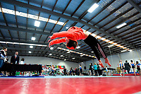Gymnastics. 2019 AIMS games at Argos Gymnasium in Tauranga, New Zealand on Wednesday, 11 September 2019. Photo: Dave Lintott / lintottphoto.co.nz