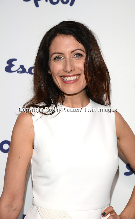 Lisa Edelstein attends the NBCUniversal Cable Entertainment Upfront <br /> on May 15, 2014 at The Javits Center North Hall in New York City, New York, USA.