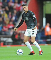 Burnley's Matthew Lowton<br /> <br /> Photographer Kevin Barnes/CameraSport<br /> <br /> The Premier League - Southampton v Burnley - Sunday August 12th 2018 - St Mary's Stadium - Southampton<br /> <br /> World Copyright &copy; 2018 CameraSport. All rights reserved. 43 Linden Ave. Countesthorpe. Leicester. England. LE8 5PG - Tel: +44 (0) 116 277 4147 - admin@camerasport.com - www.camerasport.com