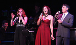 Christiane Noll, Robert Cuccioli and Linda Eder with Billy Jay Stein (at Piano) performing their show 'A New Life' ('Jekyll & Hyde' Reunion) at The Town Hall on October 13, 2012 in New York City.