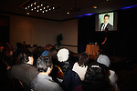 "The Young & The Restless star Michael Muhney and fans at Genoa City Conversation (Q&A) at the Soap Opera Festivals Weekend - ""All About The Drama"" on March 24, 2012 at Bally's Atlantic City, Atlantic City, New Jersey. (Photo by Sue Coflin/Max Photos)"