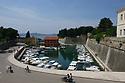 Zadar, Croatia. 27.05.2018. The harbour at Fosa, Zadar, Croatia. Photograph © Jane Hobson.