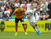 2019 Championship football Swansea v Hull 3rd Aug