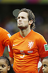 Daley Blind (NED), JULY 5, 2014 - Football / Soccer : FIFA World Cup Brazil 2014 quarter-finals match between Netherlands 0(4-3)0 Costa Rica at Arena Fonte Nova stadium in Salvador, Brazil.<br /> (Photo by AFLO)