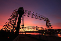 &quot;Canal at Sunset&quot;<br />