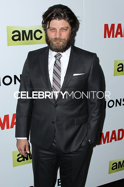 """HOLLYWOOD, LOS ANGELES, CA, USA - APRIL 02: Jay R. Ferguson at the Los Angeles Premiere Of AMC's """"Mad Men"""" Season 7 held at ArcLight Cinemas on April 2, 2014 in Hollywood, Los Angeles, California, United States. (Photo by Xavier Collin/Celebrity Monitor)"""