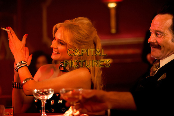 The Infiltrator (2016) <br /> Diane Kruger stars as undercover U.S. Customs agent Kathy Ertz and Bryan Cranston as her partner Robert Mazur<br /> *Filmstill - Editorial Use Only*<br /> CAP/KFS<br /> Image supplied by Capital Pictures