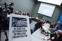 2016/01/04 Berlin | Pressekonferenz | Flüchtlinge | Bebauung Tempelhofer Feld
