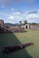 Fuerte Santiago in Portobelo, Panama