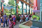 Pondicherry temple. 2015