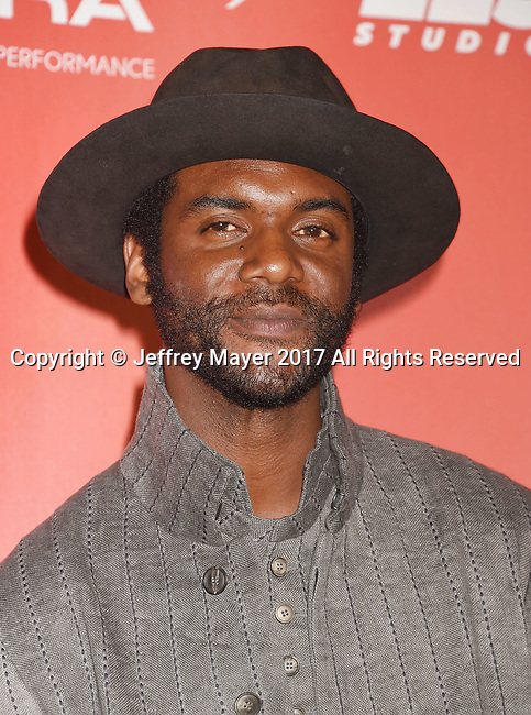 LOS ANGELES, CA - FEBRUARY 10: Musician Gary Clark Jr. attends MusiCares Person of the Year honoring Tom Petty at the Los Angeles Convention Center on February 10, 2017 in Los Angeles, California.