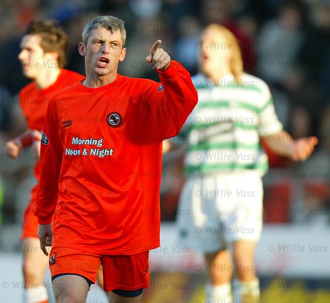 Andy McLaren, Dundee Utd.pic willie vass