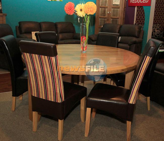 Signature Furniture..Photo NEWSFILE/Jenny Matthews..(Photo credit should read Jenny Matthews/NEWSFILE)