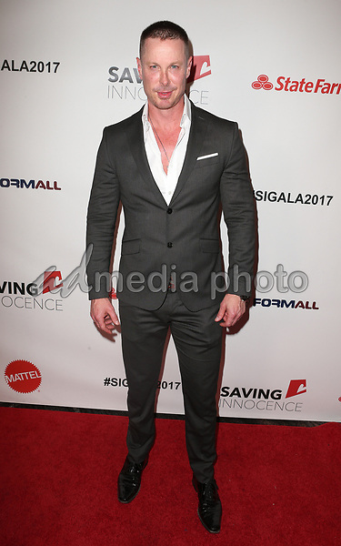 30 September 2017 - Los Angeles, California - Phoenix Stone. 6th Annual Saving Innocence Gala held at Loews Hollywood Hotel. Photo Credit: F. Sadou/AdMedia