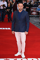 Jason Maza at the premiere of &quot;Detroit&quot; at the Curzon Mayfair, London, UK. <br /> 16 August  2017<br /> Picture: Steve Vas/Featureflash/SilverHub 0208 004 5359 sales@silverhubmedia.com