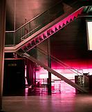 AUSTRIA, Vienna, interior of empty Museum of Modern Art