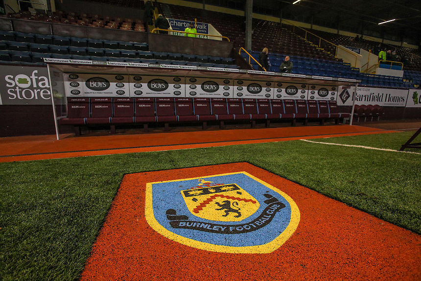 Turf Moor<br /> <br /> Photographer Alex Dodd/CameraSport<br /> <br /> Football - The Football League Sky Bet Championship - Burnley v Nottingham Forest- Tuesday 23rd February 2016 - Turf Moor - Burnley<br /> <br /> &copy; CameraSport - 43 Linden Ave. Countesthorpe. Leicester. England. LE8 5PG - Tel: +44 (0) 116 277 4147 - admin@camerasport.com - www.camerasport.com
