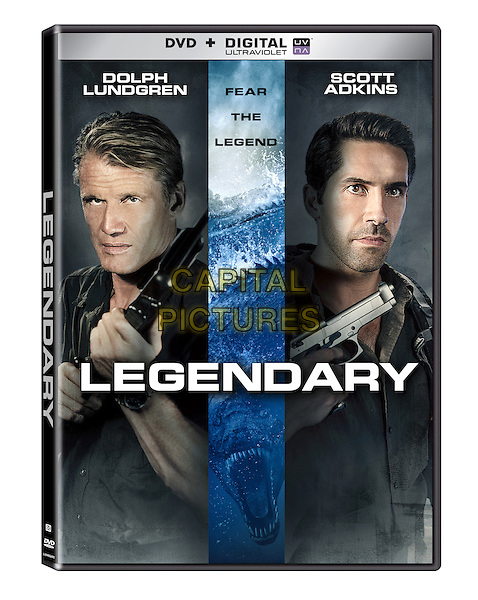 DVD COVER ART<br /> in Legendary (2013) <br /> (Legendary: Tomb of the Dragon)<br /> *Filmstill - Editorial Use Only*<br /> CAP/FB<br /> Image supplied by Capital Pictures