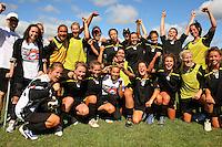 110312 ASB Youth Women's Football Final - Capital v Waikato-BOP