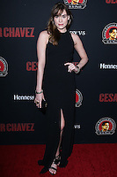 "HOLLYWOOD, LOS ANGELES, CA, USA - MARCH 20: Christa B. Allen at the Los Angeles Premiere Of Pantelion Films And Participant Media's ""Cesar Chavez"" held at TCL Chinese Theatre on March 20, 2014 in Hollywood, Los Angeles, California, United States. (Photo by David Acosta/Celebrity Monitor)"