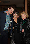 "Eileen Fiulton comes to see Colleen Zenk and Trent Dawson - As The World Turns Colleen Zenk stars in her one-woman cabaret show ""Colleen Zenk - Still Sassy"" with special guest Trent Dawson on October 30, 2011 at Feinstein's at Loews Regency, New York City, New York. They sang together and shared stories.  (Photo by Sue Coflin/Max Photos)"
